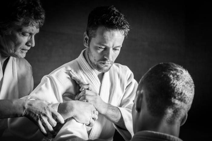 Uitleg Aikido techniek