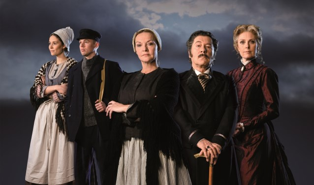 De musical is gebaseerd op toneelstuk van Herman Heijermans.