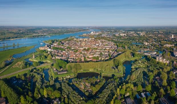 <p>De vestingstad Gorinchem is onderdeel van het &nbsp;werelderfgoed Hollandse Waterlinies</p>