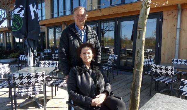 De nieuwe eigenaars Frans en Danielle Stuy hebben grote plannen voor het Pannenkoeken Paradijs in het Reinaldapark.