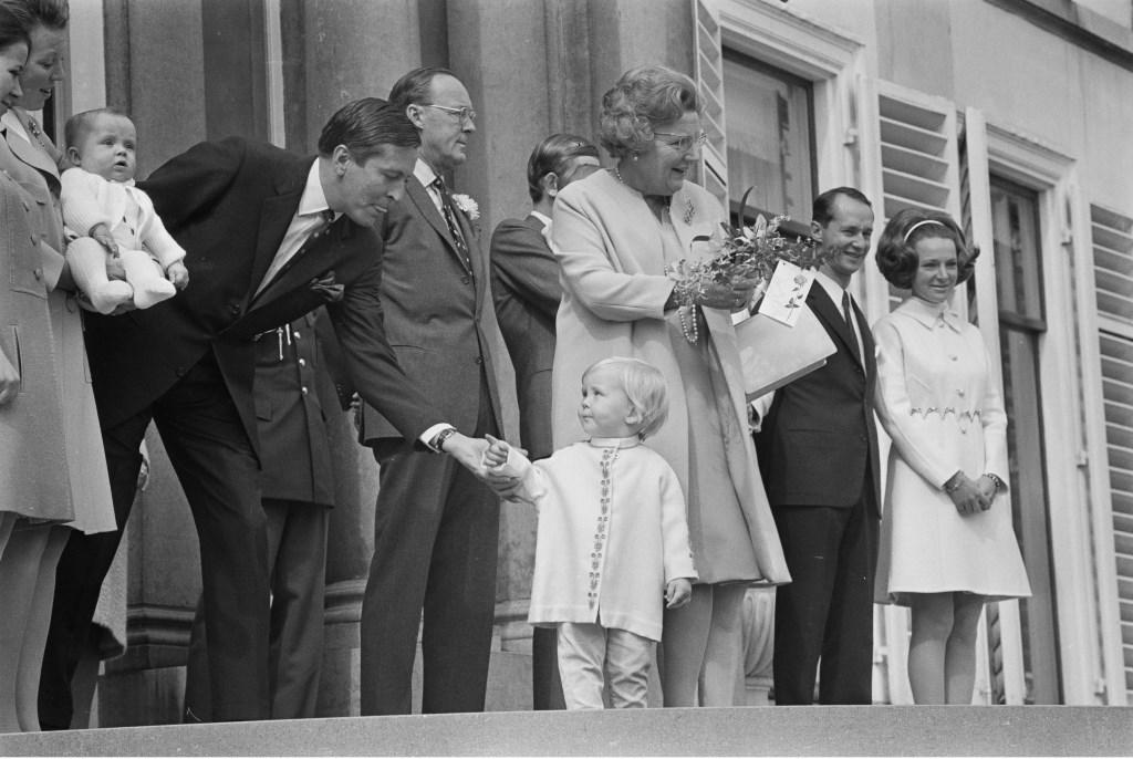 Het is dit jaar vijftienjaar geleden dat prinses Juliana en prins Bernhard enkele maanden na elkaar overleden.     © BDU media