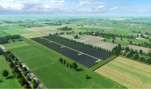 Kijk voor meer info over de Bunnikse kaders voor zonnevelden op www.zonneveldenbunnik.nl