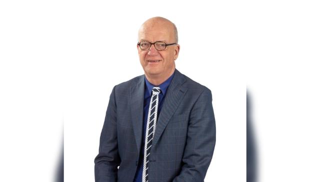 <p>Waarnemend burgemeester Harry de Vries.</p>