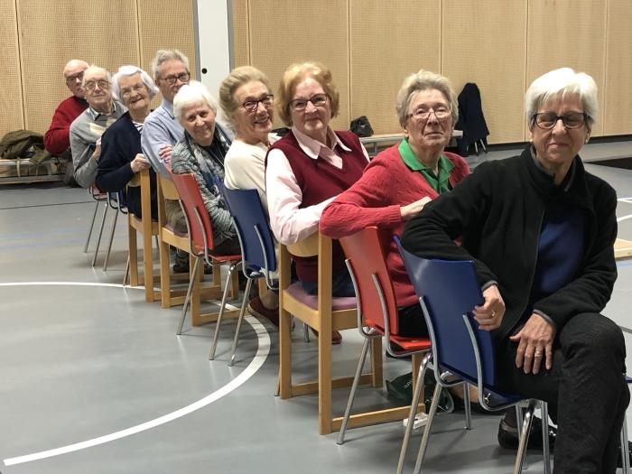 Deelnemers aan Vallen Verleden Tijd apr 2019