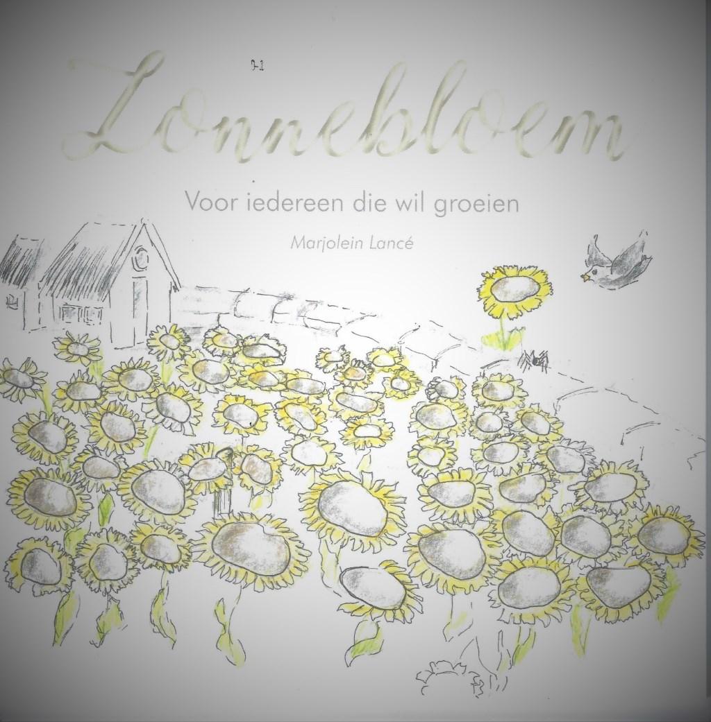 Zonnebloem Voor iedereen die wil groeien Marjolein Lancé © BDU media