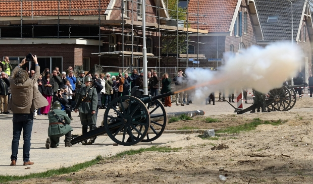 Een activiteit van het Platform Militaire Historie Ede in 2019.