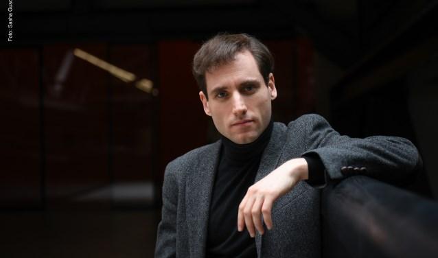 Meesterpianist Boris Giltburg treedt op vrijdag 4 oktober op in de Edesche Concertzaal.