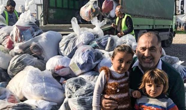 <p>Inzameling goederen voor Irak vindt hopelijk in het najaar plaats</p>