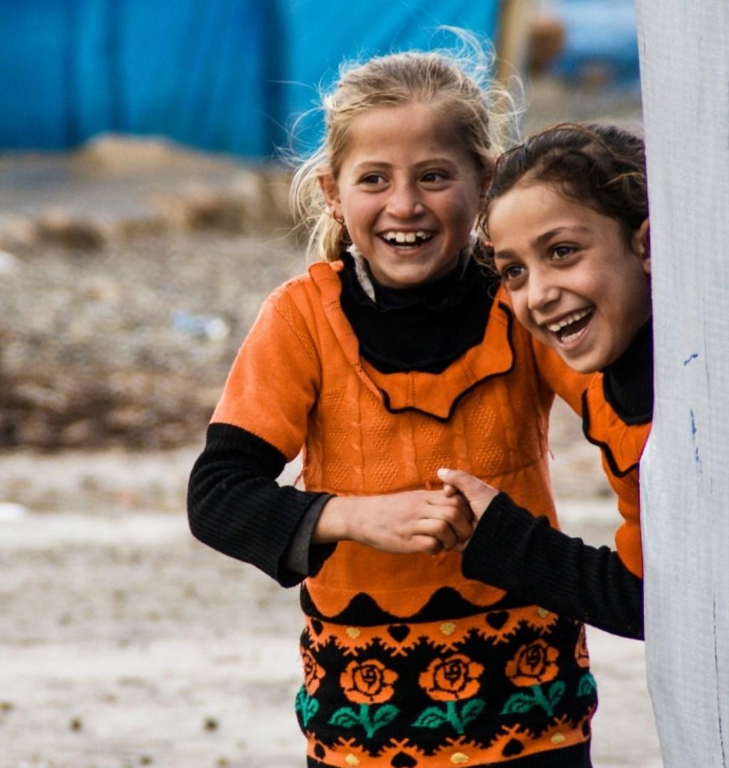 Houten helpt Irak © BDU media