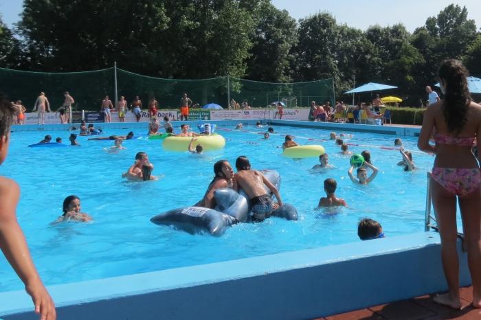 Zwemplezier in het Amstelbad