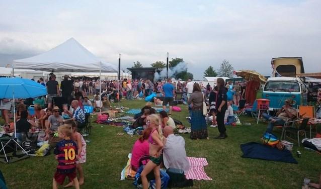 Het Gorcumse Hippiefestival blijft het evenement dat iedereen kent en er verandert niets aan de opzet.