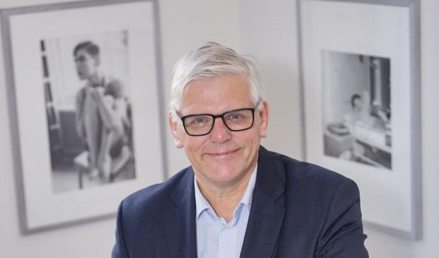 Voorzitter Jan Bauer