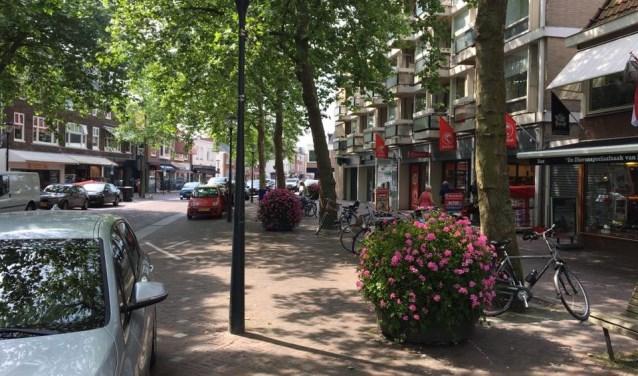 Het centrum van Heemstede wordt bloemrijk aangekleed tijdens het Corso.
