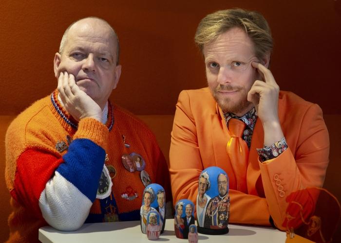 Oscar Meijer & Patrick Nederkoorn in Koningsdag: De Generale
