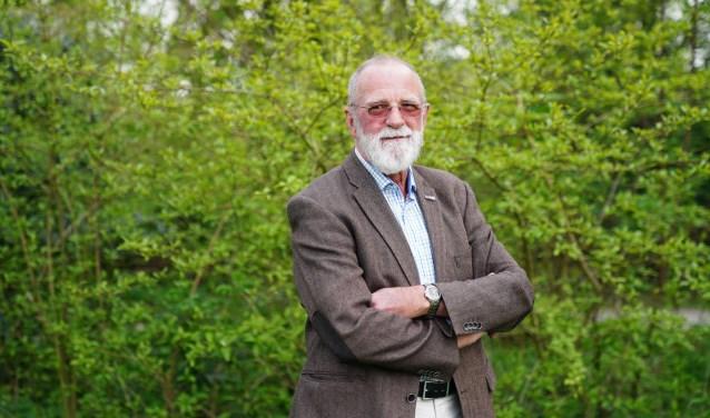 Voorzitter van het Oranjecomité, Wijnand Slokker: ¨De Feestweek is het moment om bij te praten.¨