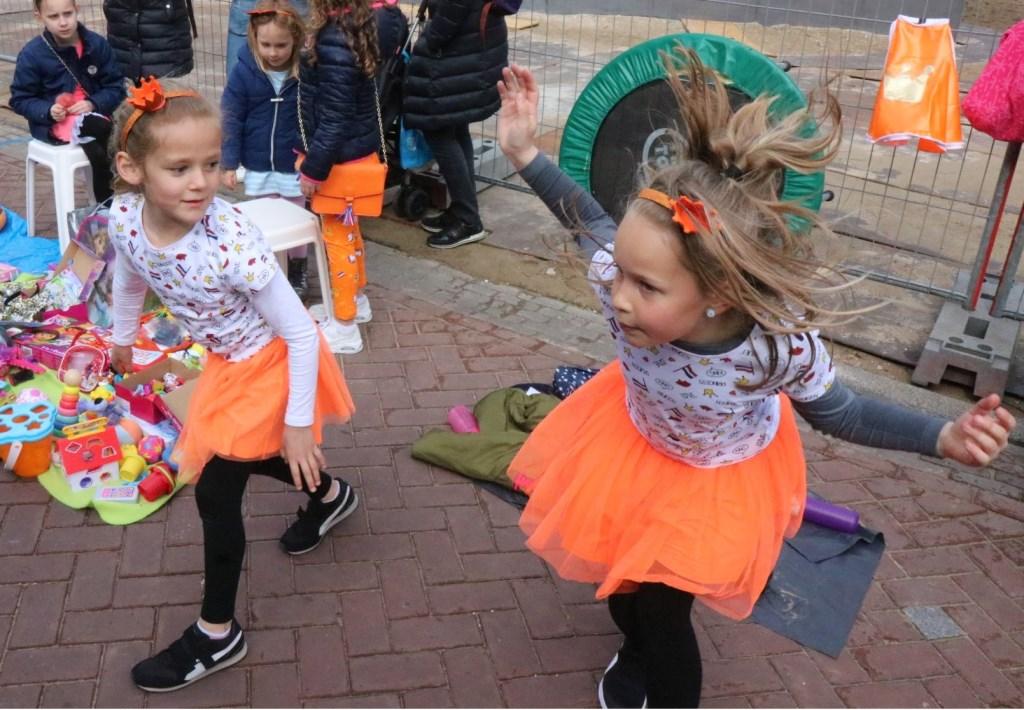 Een koninklijk dansje Wijnand Burger © BDU media