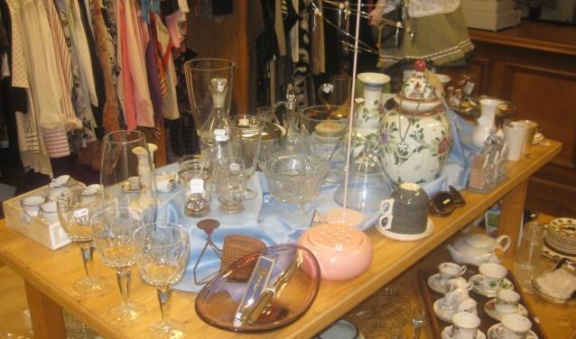 Scherpenzeel heeft zaterdag 28 september een heuse Brocante & Vintage verkooproute.