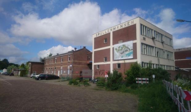 <p>Het pand van De War, aan de Geldersestraat 6.</p>