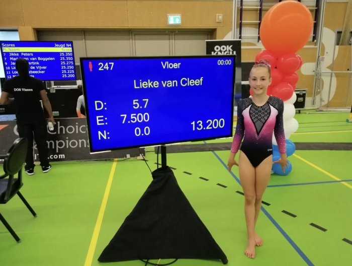 Lunterse Lieke van Cleef  PiT © BDU Media