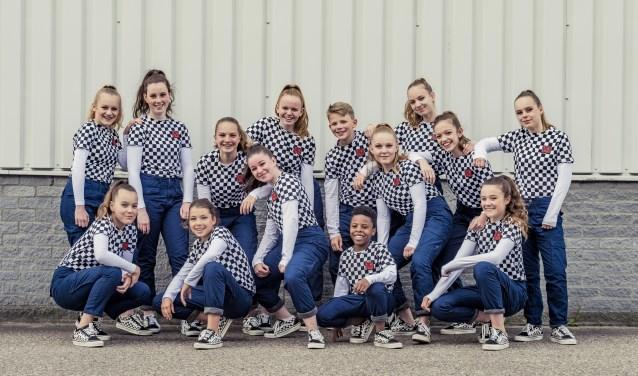 Het succesvolle team van Imove uit Ede.