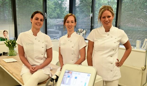 <p>Huidtherapie Stenders & van Dort.</p>