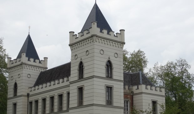 In deze torenkamer woonde Billy Hilsley van 1959 tot 2003