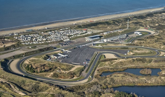 Luchtopnames van Circuit Zandvoort  ANP Foto © BDU media