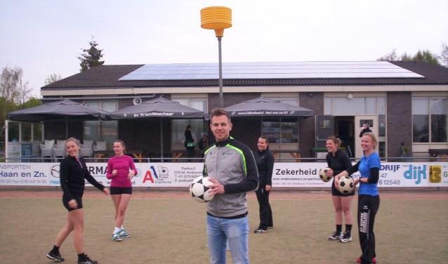 Als Bert Verspuij gestopt is met korfballen dan gaat hij de A1 van Vriendenschaar coachen.