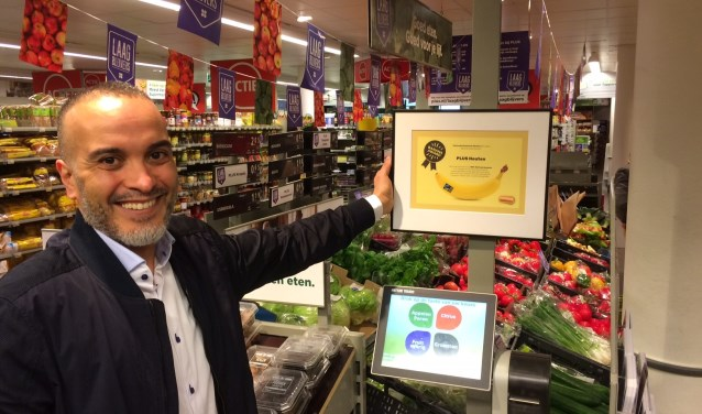 Banana Award voor de Plus
