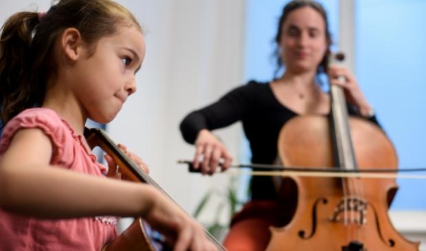 Er mag weer individueel muziekles worden gegeven bij Pier K.