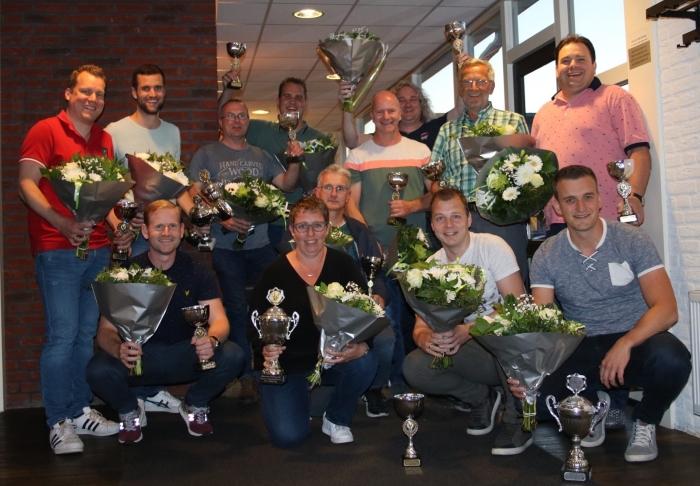 Team van Pijkeren, Slagerij Tomassen en De Vogels