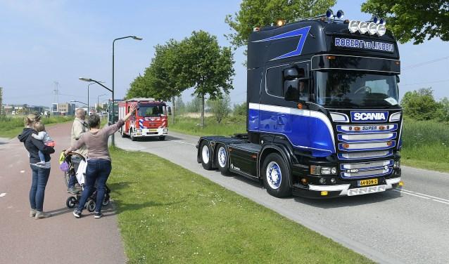 Truckerstocht