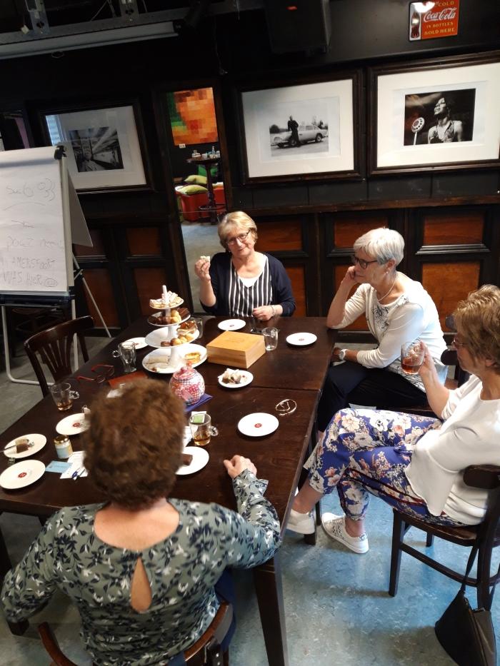 Workshop door Jouw Palet Lariks © BDU media