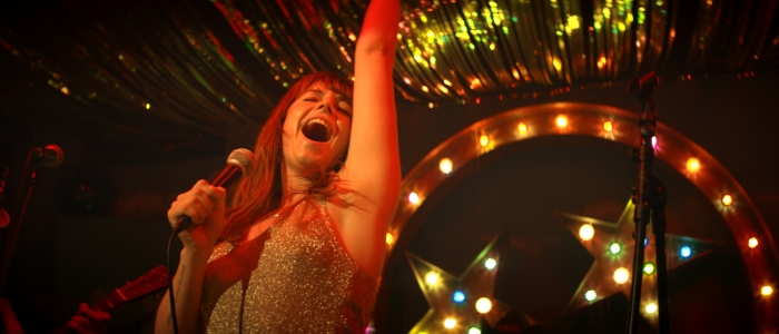 Jessie Buckley in de muzikale film 'Wild Rose'