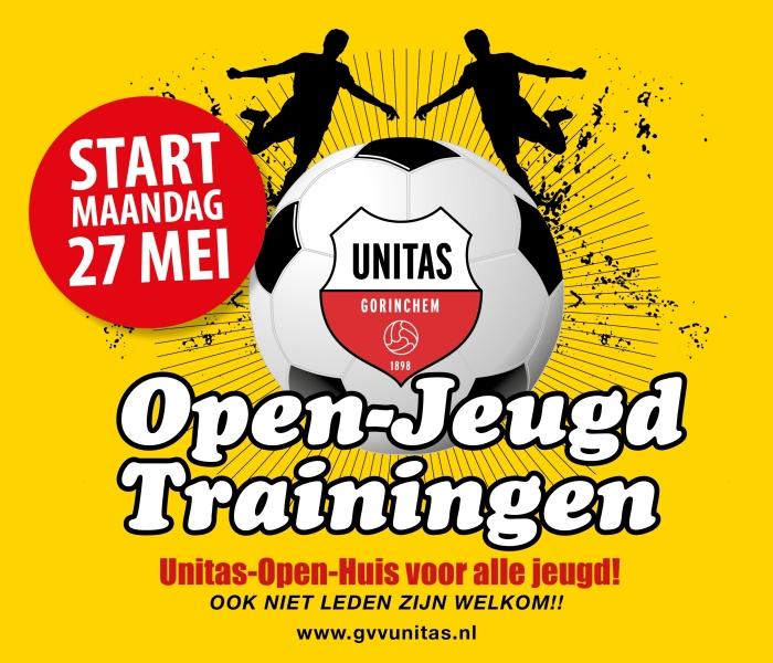 Poster Open-Jeugd-Trainingen
