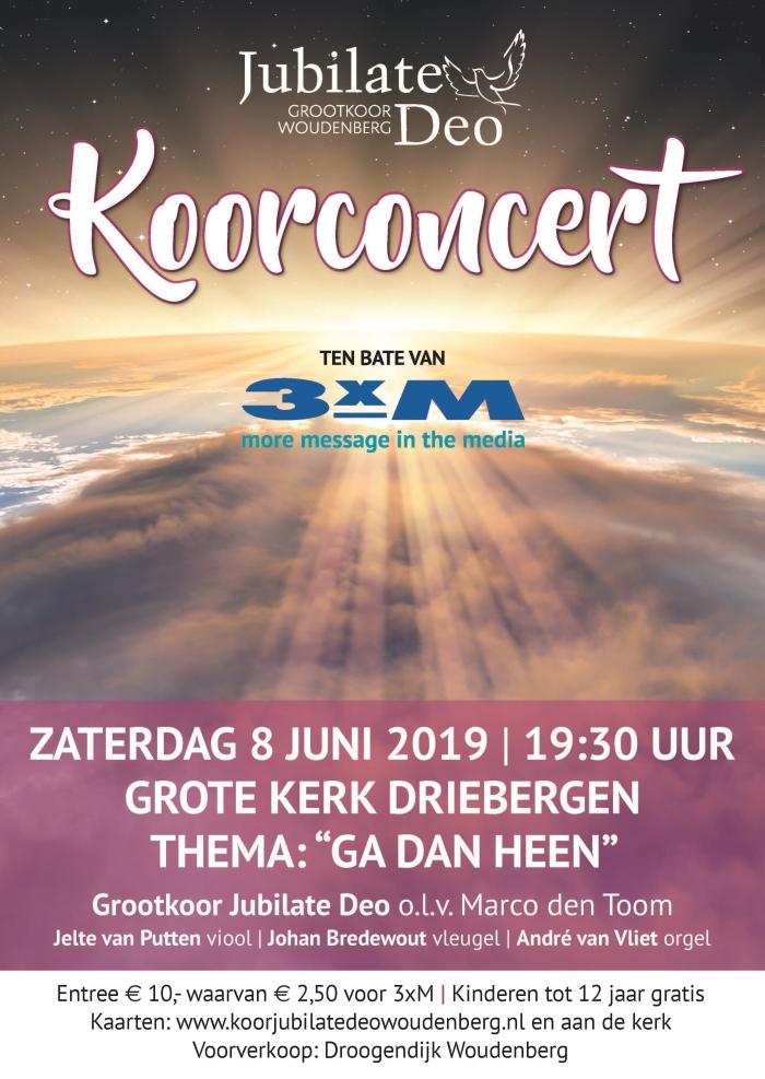 Concert 8 juni 2019 Jubilate Deo © BDU media