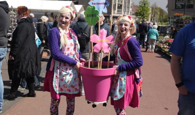 Voorjaarsmarkt op Het Rond