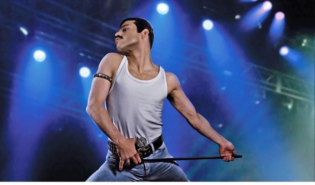 Rami Malek als Freddie Mercury in film ´Bohemian Rhapsody´.