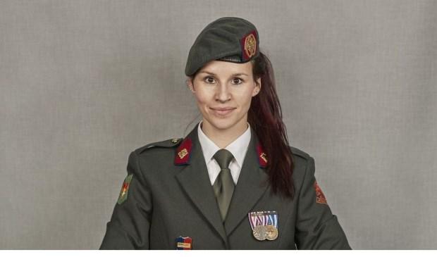 Lisette Huffels, Afghanistan veteraan