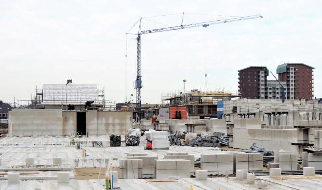 Nieuwbouw wordt vaak geblokkeerd door de geluidszones van Schiphol.