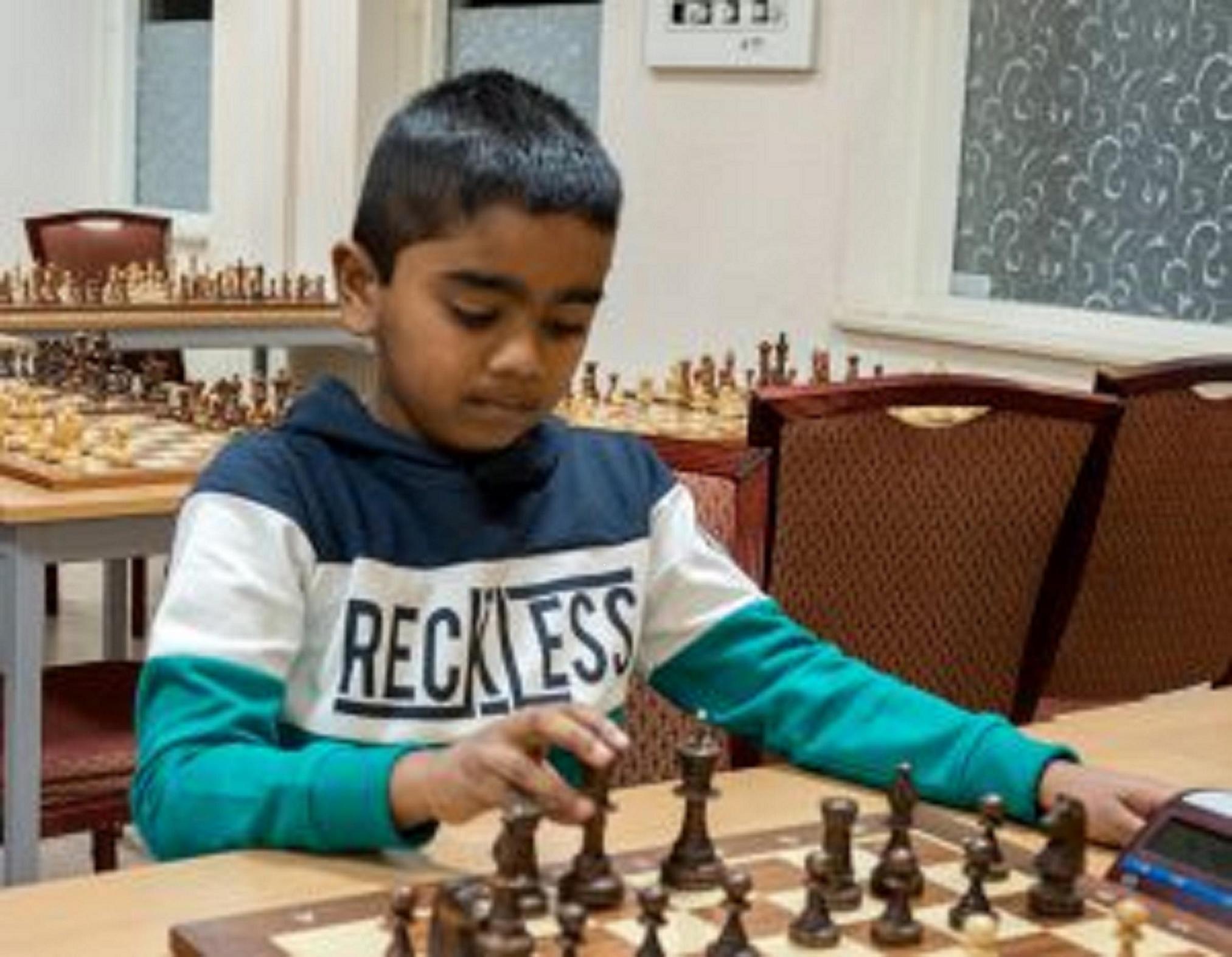 Milan Kanthasamy, bijna perfecte score