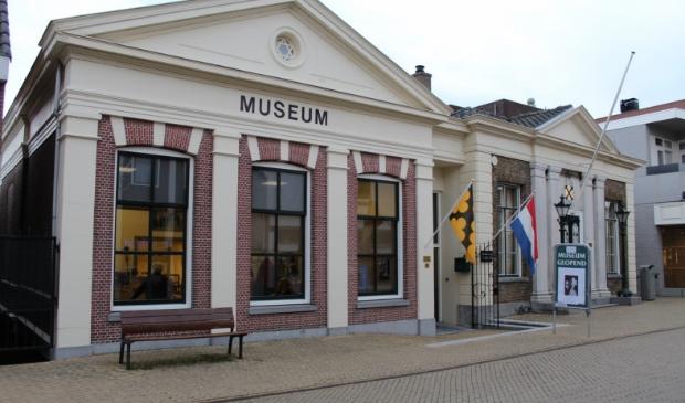<p>Het Sliedrechts Museum aan de Kerkbuurt.</p>