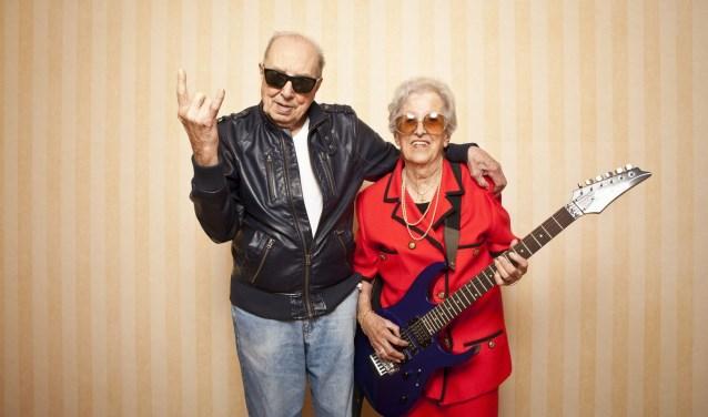 Senioren kunnen meezingen in het rockkoor My Generation.