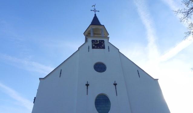 De protestantse kerk te Odijk