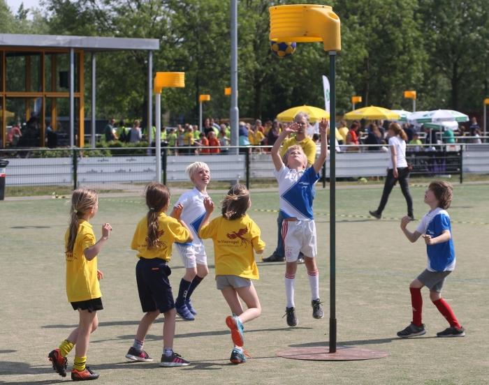 Monokorfbal Jan Slettenhaar © BDU