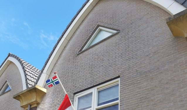 Vlag halfstok voor Groningen