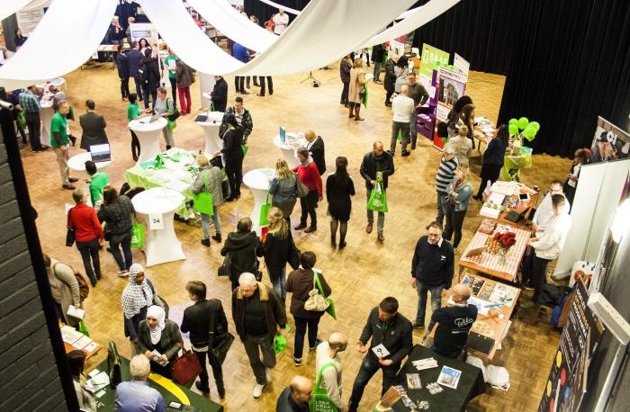 Leerwerkmarkt in de Lockhorst