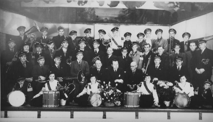 Excelsior en KMD begin jaren '50