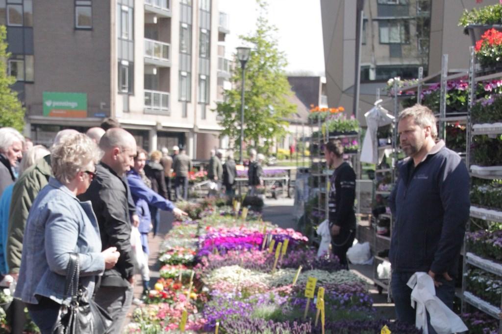 Voorjaarsmarkt op Het Rond Events2move © BDU media