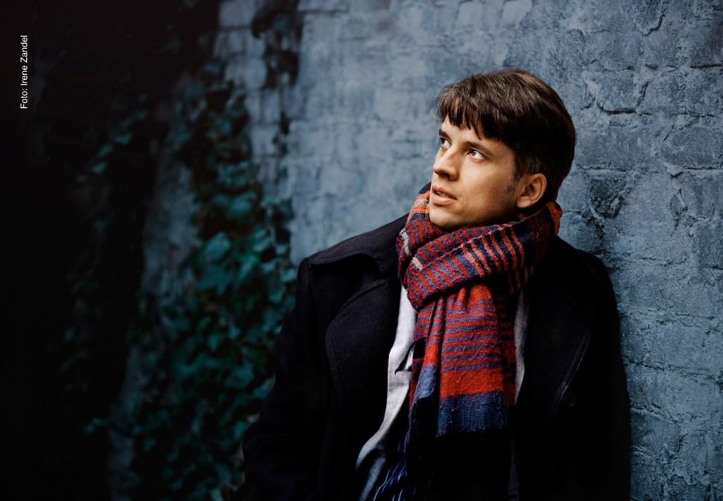 Meesterpianist Severin von Eckardstein is de nieuwe artist in residence van de Edesche Concertzaal.